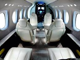 Private jet charter hire quotation by CSL cessna-m2-2 Inside