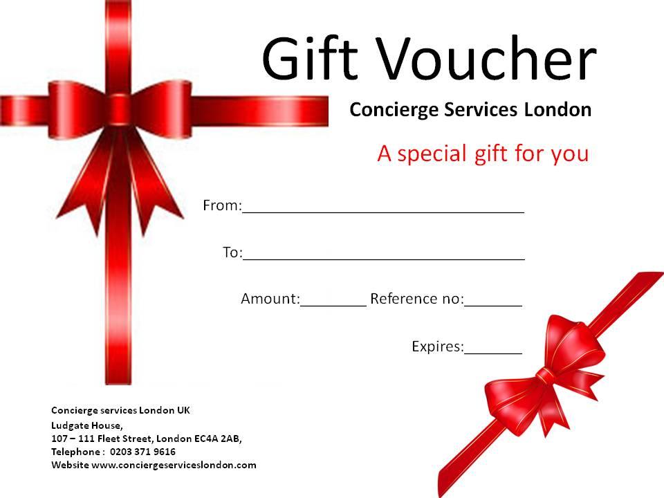 CSL Gift Voucher