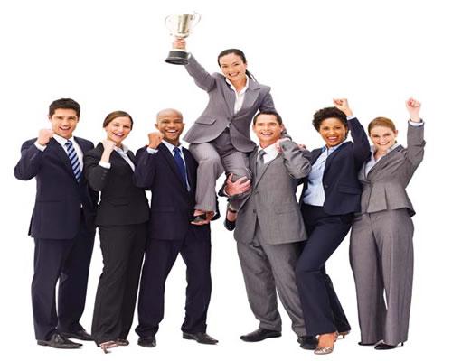 Sales Training Winning Team 1