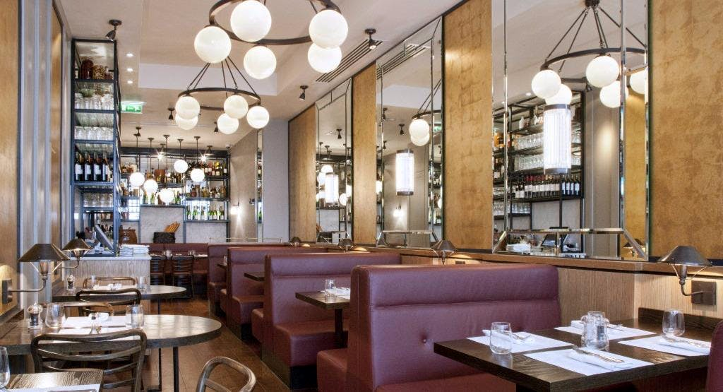 Restaurant booking Cote Marylebone