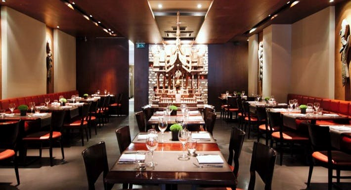 West End Restaurant booking Patara Soho