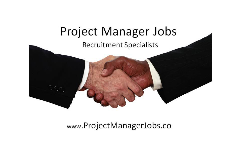 Our Partners. Project Manager Jobs